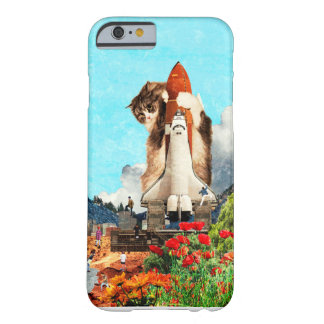 shuttle cat barely there iPhone 6 case