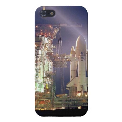 Shuttle Columbia Launch iphone 5 case