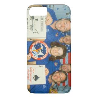 Shuttle crew. (crew_Space iPhone 7 Case