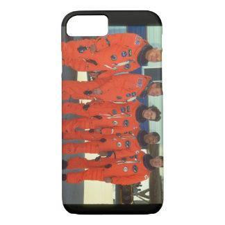 Shuttle crew_Space iPhone 7 Case