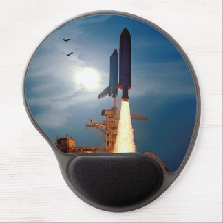 Shuttle Discovery Launch STS-64 Gel Mouse Pad