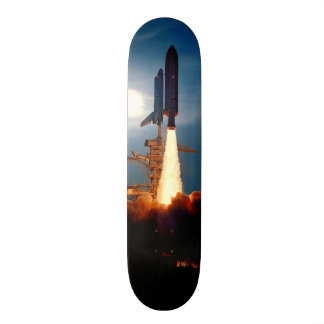 Shuttle Discovery Launch STS-64 Skateboard Deck