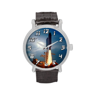 Shuttle Discovery Launch STS-64 Wristwatch