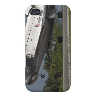 Shuttle Endeavour landing Kennedy Space Center Case For iPhone 4