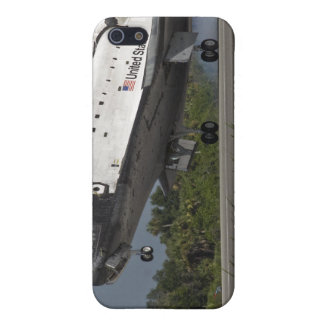 Shuttle Endeavour landing Kennedy Space Center Cover For iPhone SE/5/5s