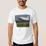 Shuttle Endeavour landing Kennedy Space Center Tee Shirt