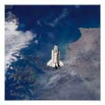 Shuttle Endeavour STS-113 Poster
