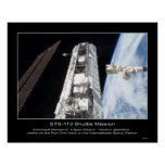 Shuttle-iss005e21771 Posters