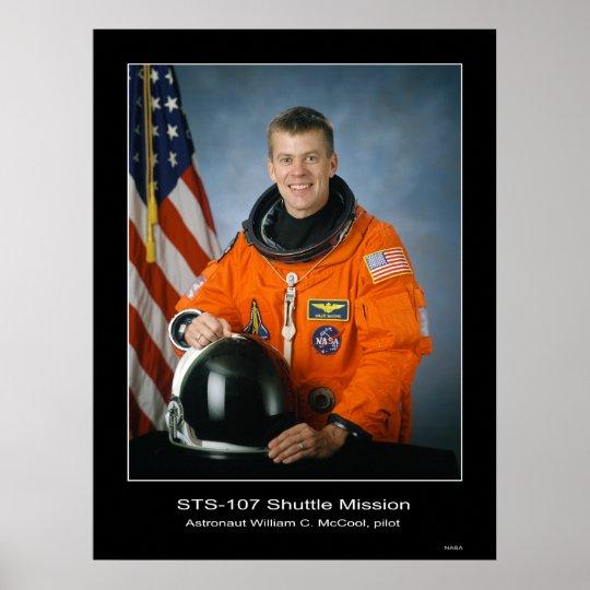Shuttle-jsc2001-02492 Poster