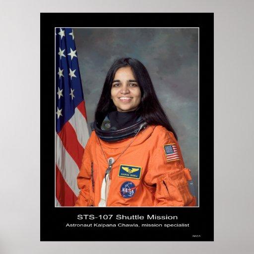 Shuttle-jsc2002e25323 Poster