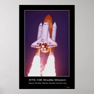 Shuttle-ksc_00pp_1271 Poster
