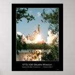 Shuttle-ksc-01pp-0831 Posters