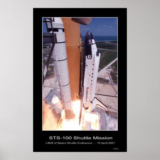 Shuttle-ksc-01pp-0832 Posters
