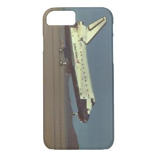 Shuttle landing_Space iPhone 7 Case