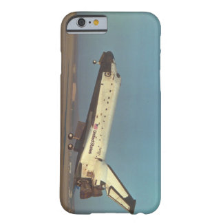 Shuttle landing_Spaceace Barely There iPhone 6 Case