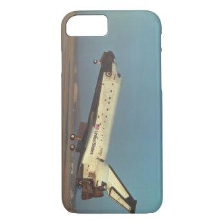Shuttle landing_Spaceace iPhone 7 Case