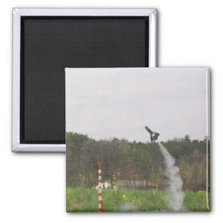 Shuttle Launch Magnet