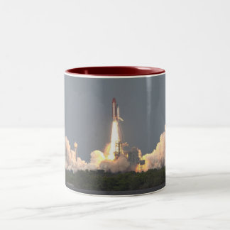 Shuttle Launch Mug