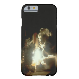 Shuttle launch. (shuttle;launch_Space Barely There iPhone 6 Case