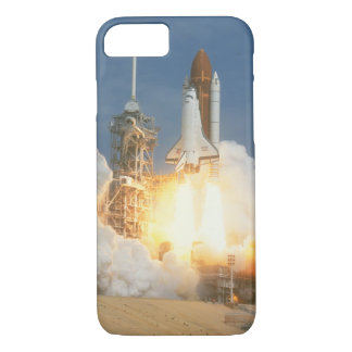 Shuttle launch_Space iPhone 7 Case