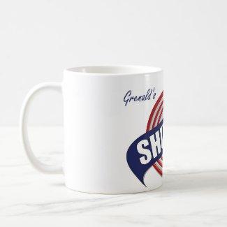 Shuttle Lotion Mug mug