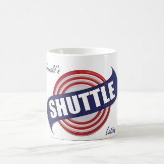 Shuttle Lotion Mug