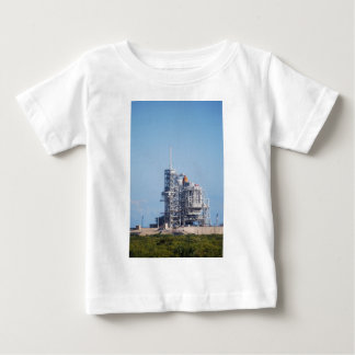 Shuttle on Launch Pad Baby T-Shirt