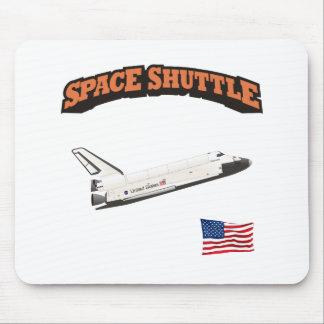 Shuttle Orbiter Mouse Pads