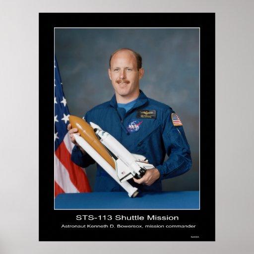 Shuttle-s87-45887 [1] póster