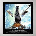 Shuttle-sts103_713_048 Print