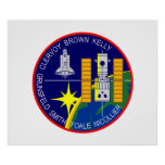 Shuttle-sts103s001 Print