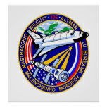 Shuttle-sts106-s-001 Posters