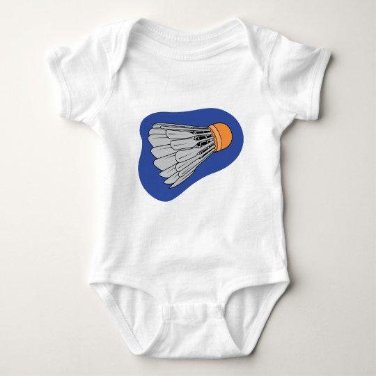 Shuttlecock Baby Bodysuit