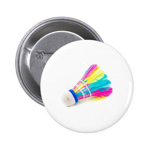 Shuttlecock Pin
