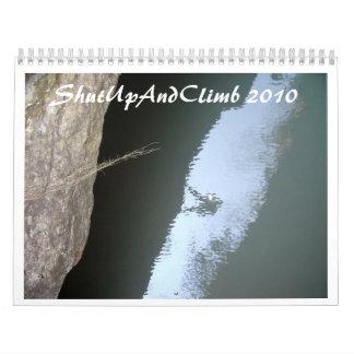 ShutUpAndClimb 2010 Calendar