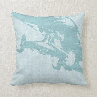 Shuvit Shove-It Skateboard Pillow  Seafoam Blue