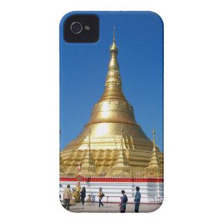Shwe Dagon Burmese Pagoda Case-Mate iPhone 4 Cases