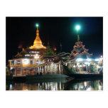 Shwe Dagon Pagoda Postcards