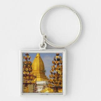Shwe Zigon Pagoda complex in Bagan (Pagan), Keychain