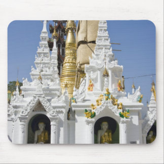Shwedagon Pagoda (Paya), large temple site that 2 Mouse Pad