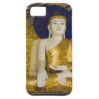 Shwedagon Pagoda (Paya), large temple site that 3 iPhone SE/5/5s Case