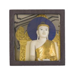 Shwedagon Pagoda (Paya), large temple site that 3 Keepsake Box