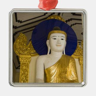 Shwedagon Pagoda (Paya), large temple site that 3 Metal Ornament