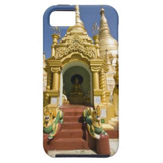 Shwedagon Pagoda (Paya), large temple site that 4 iPhone SE/5/5s Case