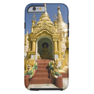 Shwedagon Pagoda (Paya), large temple site that 4 Tough iPhone 6 Case