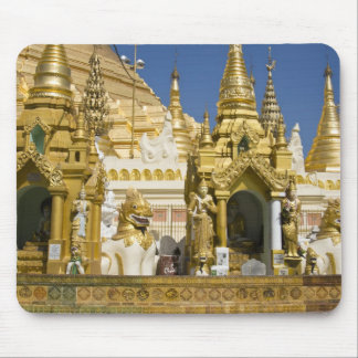 Shwedagon Pagoda (Paya), large temple site that Mouse Pad