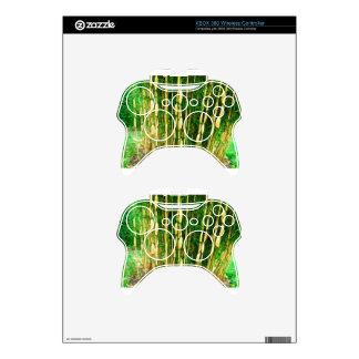 Shweeash Bamboo 2 Xbox 360 Controller Skin