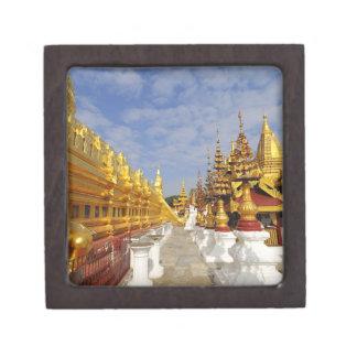 Shwezigon Pagoda complex in Bagan (Pagan), Keepsake Box
