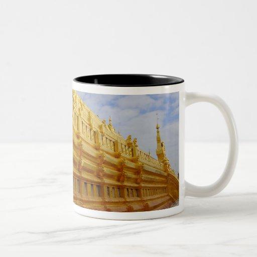 Shwezigon Pagoda in Bagan, Bagan (Pagan), Coffee Mugs