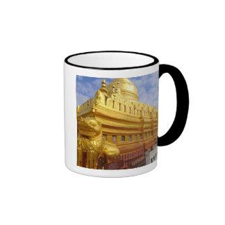 Shwezigon Pagoda in Bagan, Bagan (Pagan), Ringer Coffee Mug